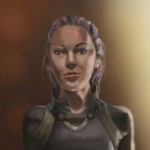 Anna in Mass Effect